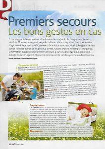 Dossier Premiers secours Rail & Progrès