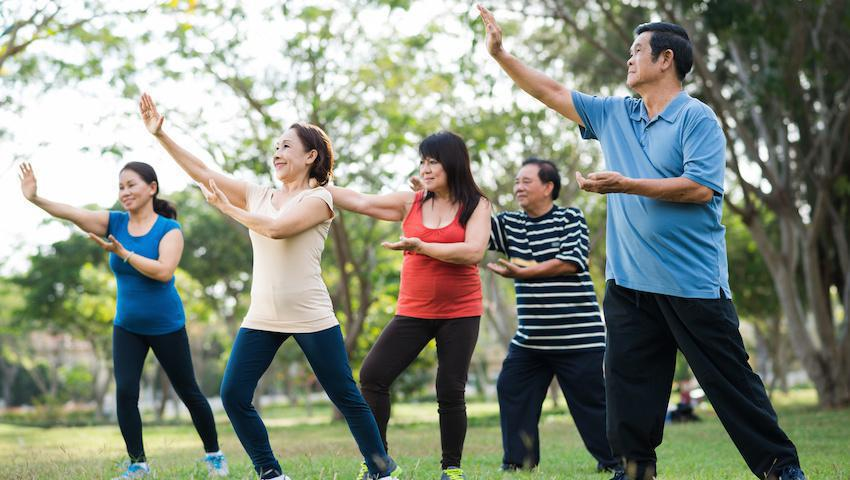 Ostéoporose. Le taichi permet de retrouver mobilité et souplesse