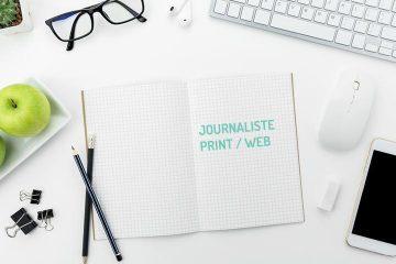journaliste print web santé