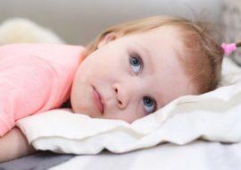 Troubles de l'endormissement chez l'enfant