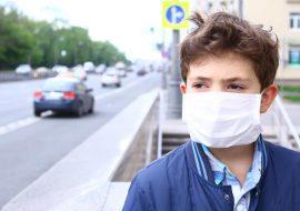 La pollution de l'air néfaste pour l'enfant