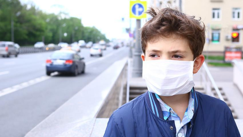 La pollution de l'air néfaste pour l'enfant