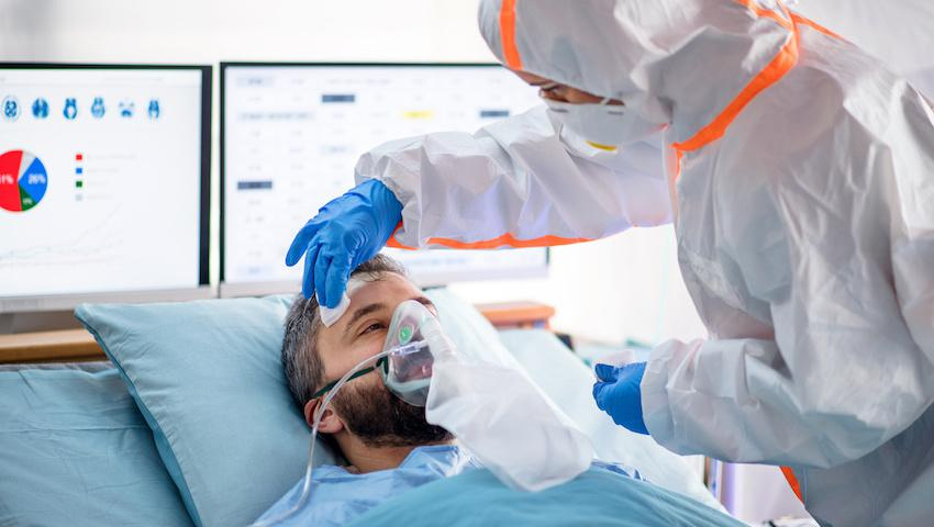 covid19 prise en charge hôpital