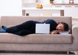 Comment concilier télétravail et sommeil
